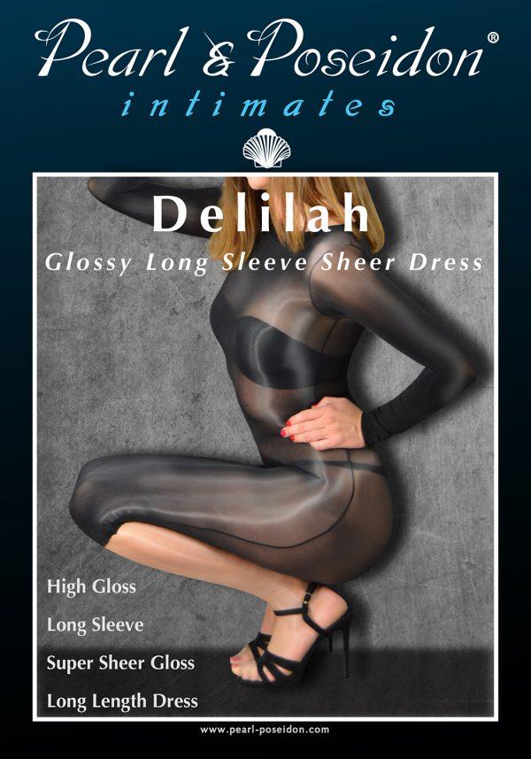 Delilah packaging